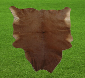 New Calf hide Rugs Area Cow Skin Leather 8.71 sq.feet (38