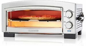 BLACKDECKER Convection Toaster Pizza Oven amp; Snack Maker