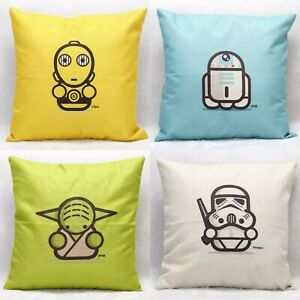 [Brand New] Star Wars Pillow Cover Cases 18