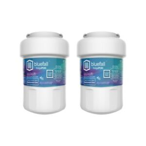GE MWF Refrigerator Water Filter Smartwater Compatible Cartridge 2PK