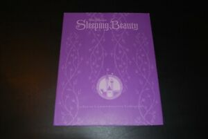 Walt Disney's Sleeping Beauty Exclusive Commemorative Lithograph