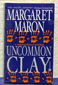 Uncommon Clay by Margaret Maron Paperback