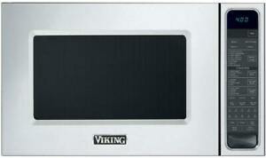 Viking 5 Series 1.5 cu. ft. Built-In Stainless Steel Microwave Oven VMOC506SS