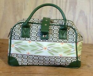 Temptations Old World Green Insulated Soft Lunch Bag Tote By Tora
