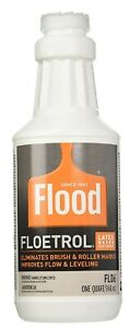 Flood FLD6 QT Floetrol Latex Paint Conditioner 1 Quart