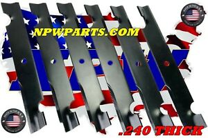 6 Copperhead USA Blades for 52