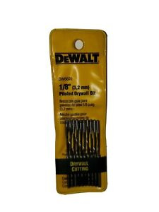 Dewalt Rotary Drywall Cut-Out Tool Bits - DW6605 - 10pk