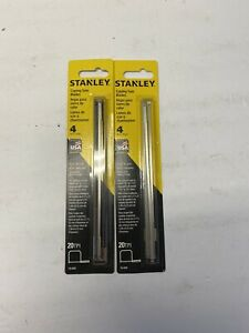 Stanley 15-059 Coping Saw Blade, 20 TPI, 6-1/4 in, 8 Blades