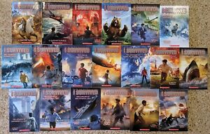 NEW I Survived Complete Series Collection Set 1 19 Paperback by Lauren Tarshis