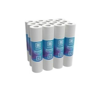 12 PACK 5 Micron Sediment Water Filters For Reverse Osmosis 10 in. x 2.5 in.
