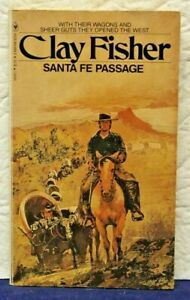 Santa Fe Passage by Clay Fisher Paperback