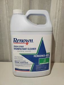 Renown Fresh Citrus Cleaner RENO2903 MS 1 GAL