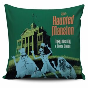 Haunted Mansion Pillow Cover Cushion Sofa Case