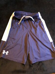 Boys Under Armour Shorts Navy M $10.00