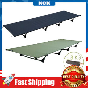 Camping cots Outdoor Bed Ultra Lightweight Bed Portable With Storage Bag
