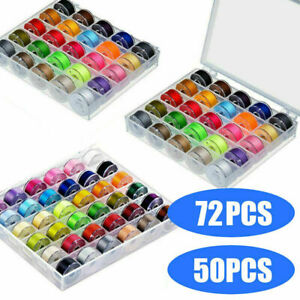 Bobbins amp; Sewing Thread amp; Case For For Brother Babylock Janome Kenmore Machine $9.99