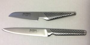 Two (2) Brand New Global GS-6 Paring Knife 4