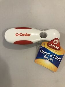 O Cedar Hand And Nail Brush Pumice Stone Odor Resistant New