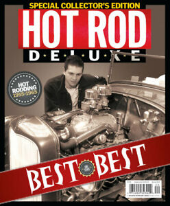 HOT ROD DELUXE BEST of the BEST 2013 ANNUAL