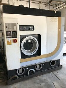 DRY CLEANING EQUIPMENT. WHOLE SHOP Over 12 Pcs $26500.00