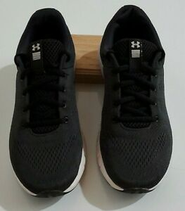 UNDER ARMOUR MICRO G PURSUIT WOMENS Breathable RUNNING SHOES BLACK SZ 7.5 $34.50