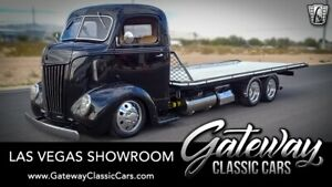 1946 Ford COE  Black 1946 Ford COE  383 CID V8 4 Speed Automatic Available Now!