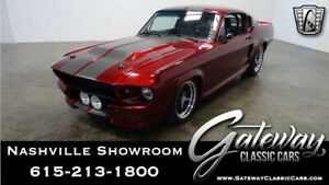 1967 Ford Mustang GT Fastback Candy Apple Red 1967 Ford Mustang Coupe 4.6L Supercharged V8 6 Speed Manual Avai
