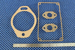 Fairbanks Morse RV2A RV2B Magneto Gaskets 4pc Lead out tower flange and cover