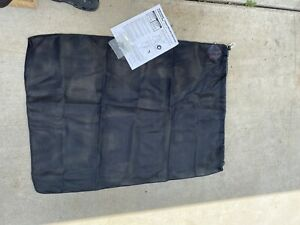 Tomahawk Chipper/shredder Discharge Collection Bag 11501 Free Shipping