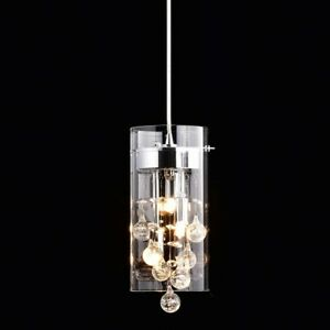 Trulite Modern G9 Glass Pendant Crystal Hanging Light-Ebay02-C20