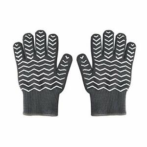 Silicone Gloves Heat Resistant Cut Proof Sized for Smaller Men#x27;s Hands or Women