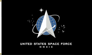 United States Space Force 3x5 Feet Banner Flag
