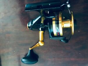 Penn Spinfishe 850ssm saltwater fishing reel new never been used w Box