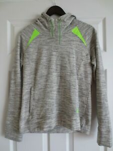 Women's Under Armour Cold Gear Storm Hoodie Heather Gray M $15.00