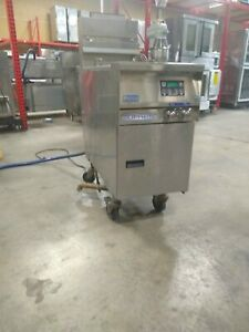 Reconditioned/Used: Pitco, SSPG14, 12 Gallon Pasta Cooker