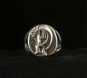 Scrap Art Sterling Silver Ring with Unique Design 299 $69.00