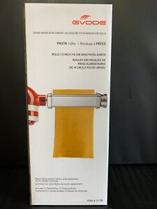 Kitchen Pasta Roller Attachment For Kitchenaid Stand Mixer,Stainless Parts