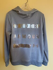 under armour women's cold gear light pink hoodie.Sz.Small $19.99