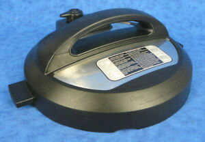 INSTANT POT DUO 60 V3 6qt Replacement Lid with Sealing Ring (Please Read)