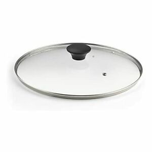 Cook N Home 02572 Tempered Glass Lid, 11-inch/28cm, Clear