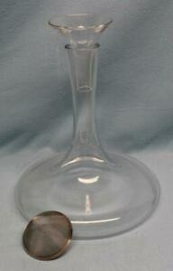 WINE DECANTER AERATOR WITH FUNNEL & FILTER SCREEN...PERFECT FOR THE QUARANTINE