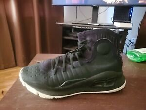Under armour curry 4 basketball shoes for kids size 8 $8.00