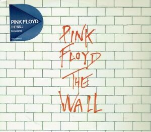 Pink Floyd The Wall 2011 Remastered 2 CD New Sealed Fast Free Shipping