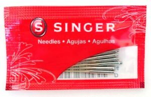 Singer 2020 Sewing Machine Needles Size 80 11 130 705 H Q 10 Pack FREE SHIPPING $8.75