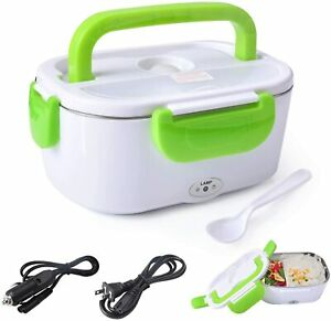 110V Electric Heating Lunch Box Portable Warmer Food Heater Container amp; LunchBox $21.89