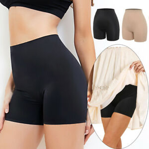 Womens Stretch Safety Under Shorts Seamless Leggings Pants Skirt Dress Panties $12.79