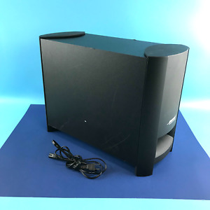 Bose CineMate Series II Digital Home Theater System Subwoofer Black #U9344 $88.64