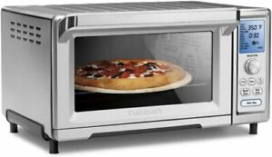 Cuisinart TOB 260N1 Chef's Convection Toaster Oven Stainless Steel