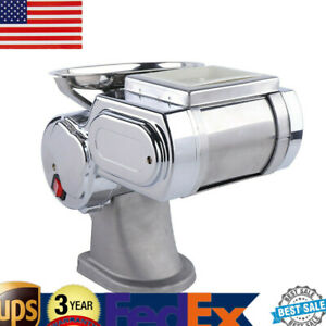 Stainless Steel Meat Slicer Home Kitchen Professional Beef Lamb Small Slicer USA