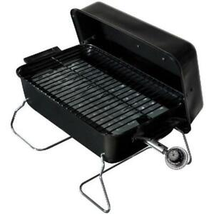 Portable Grill Gas TableTop Small Travel Cooking BBQ Outdoor Camping Backyard